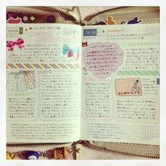 【ほぼ日手帳】手帳に日記!可愛い手帳の使い方【トラベラーズノート】 - NAVER まとめ