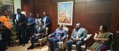 President Mugabe Lauds President Akufo-Addo - http://zimbabwe-consolidated-news.com/2017/03/07/president-mugabe-lauds-president-akufo-addo/