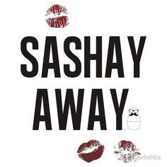 Sashay AWAY, illustration, RuPaul.