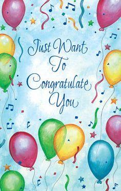 ♡☆ Congratulations! ☆♡