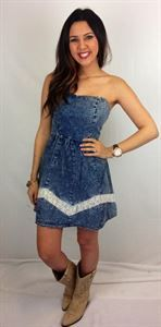 Picture of Denim&Diamonds Country Dress
