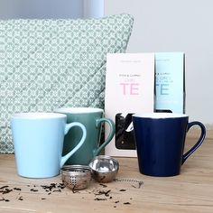 A nice and warm cup of tea is the recipe for a perfect morning Clara claims…