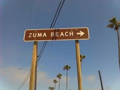 ZUMA BEACH This is where we hung out in the summer
