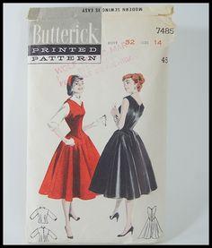 Butterick 7485
