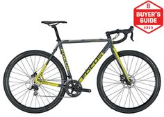 Focus Mares AX 2.0 Dics http://www.bicycling.com/bikes-gear/reviews/buyers-guide-best-cyclocross-bikes