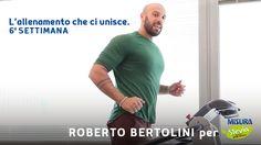Roberto vi mostrerà come tornare in forma in 6 settimane:per lei,per lui,per tutti!Week 6  #training #workout #stevia #misurastevia #fitness #wellness