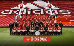 Squad 2016/17 - Official Manchester United Website