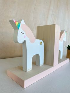 Unicorn Room Decor, Unicorn Rooms, Unicorn Bedroom, Unicorn Kids, Rainbow Room, Rainbow Baby, Plywood Furniture, Girl Decor, Little Girl Rooms
