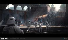ArtStation - The Battle of Hoth v1, Nikolay Razuev