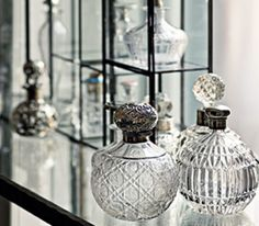 Use a Sunny Window to Make Glass Bottles or Crystal Animals Sparkle: How to Display Collections