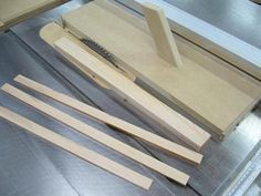 8 Thin Strips Ripping Jig