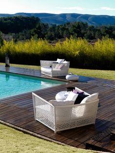 Moderne Rattan Gartenmöbel Von Expormin U2013 Ideen Mit Mediterran Flair  #expormin #flair #gartenmobel