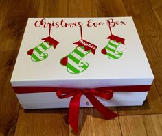 Personalised Christmas Eve Box More