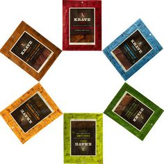 KRAVE Jerky 6 Pack now featured on Fab.