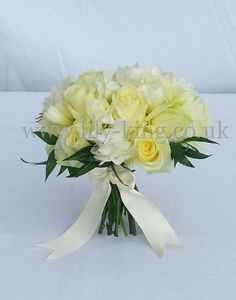 Brides Bouquet, by Lily King Weddings