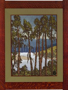 I adore craftsman arts n crafts style on pinterest 34 pins for Mission style prints