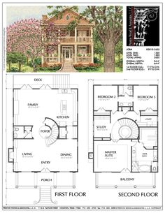 Best 2 Story House Plans, Two Story Home Blueprint Layout, Residential – Prest. - Best 2 Story House Plans, Two Story Home Blueprint Layout, Residential – Preston Wood & Associate - Floor Plans 2 Story, House Plans 2 Story, Square House Plans, Sims House Plans, House Layout Plans, 2 Story Houses, Two Story Homes, Cottage House Plans, New House Plans
