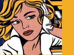 Roy Lichtenstein - Comic Pop Art   Funtastic
