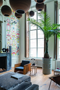 Rick Vintage opens up his home for Vogue Living.
