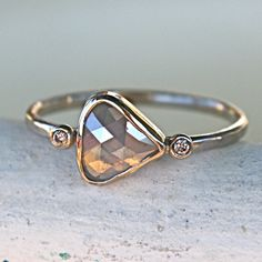 Still searching for a replacement engagement ring... #handmade #jewellery