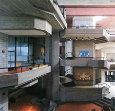 Around umd on pinterest paul rudolph massachusetts and for Umass dartmouth architecture 666