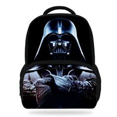 14Inch Children Mochila Star Wars Backpack For Boys Character Star Wars Bag Girls and Teenagers School Bags