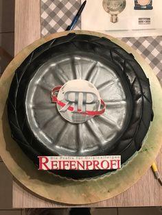 Kuchen Auto - Reifen