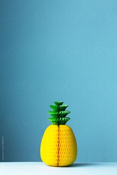 Honeycomb pineapple by Ruth Black