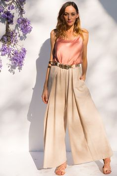 Kalahari Sand Pants New Fashion, Boho Fashion, Fashion Dresses, Australian Boutique, Mombasa, The New Wave, Rose Boutique, Boho Tops, Wide Leg Pants