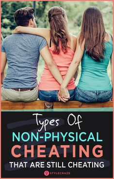 7 Types Of Non-Physical Cheating That Are Still Cheating! #lovelife #relationships #love #life #relatioship