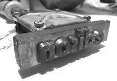 modularplus / edison brennstempel Print Design, Stamps