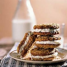 Oatmeal Cream Pies Recipe | MyRecipes.com