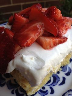 I was introduced to Tres Leche in Texas, and it's been a favorite recipe ever since!