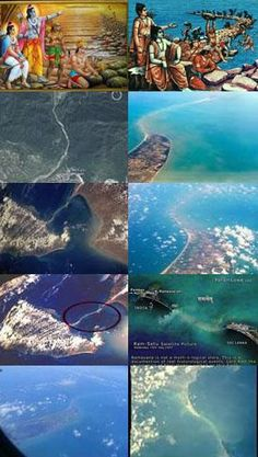 Ram Setu Floating Stone Facts and Truth - Mysterioustrip Ancient Indian History, History Of India, Ancient Myths, Ancient Aliens, Ram Setu, Indian Culture And Tradition, Mind Blowing Images, Saraswati Goddess, True Interesting Facts