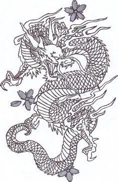 Chinese Dragon 2 by sunshine-vamp