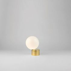BEDSIDE TABLE LAMP OPTION 3 Tip Of The Tongue By Michael Anastassiades   Hub Furniture Lighting Living