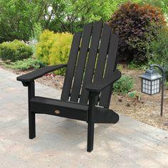 Highwood Eco-friendly Synthetic Wood Classic Westport Adirondack Beach Chair (