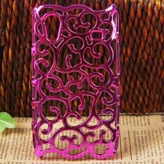 Trendy Court Flower Electroplating Plastic Cover Case for Samsung Galaxy Ace S5830 - Rose $1.83 Electronic Deals, Galaxy Ace, Best Deals Online, Cool Phone Cases, Cool Gadgets, Samsung Galaxy, Plastic, Rose, Pretty