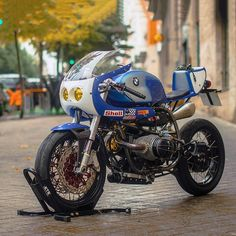 いいね!6,414件、コメント26件 ― Bike EXIFさん(@bikeexif)のInstagramアカウント: 「Here's the latest from @xtrpepo — a BMW R100R with an endurance racer vibe. 'Don Luis' tips the…」