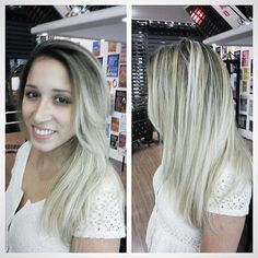 Highlights by Marcio Simbas #circushair #circuspamplona #hair #highlights #fashion #style