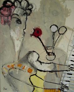 Image result for jean-claude breat art music