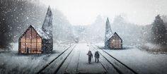 Transiberian railway competition