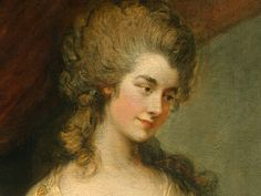 Georgiana, Duchess of Devonshire. The Duchess of Devonshire was a celebrated beauty and socialite who gathered around her a large salon of literary and political figures. She was also an active political campaigner in an age when women's suffrage was still over a century away. The Spencers and the Cavendishes were Whigs.