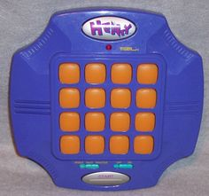 HENRY Electronic Memory Sound Puzzle Matching Game by Tiger Electronics | eBay