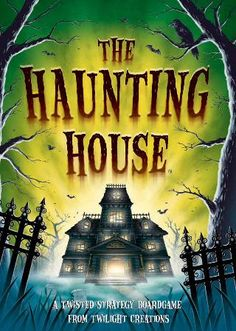 The Haunting House Board Game