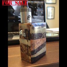 Custom Marble Box Mod-