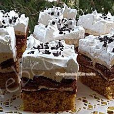 Bögrés gyümölcsös kocka Dory, Paplan, Cupcake, Muffin, Drinks, Caramel, Drinking, Beverages, Cupcakes
