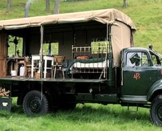 Glamping: Cheap, different accommodations like The Beer Moth