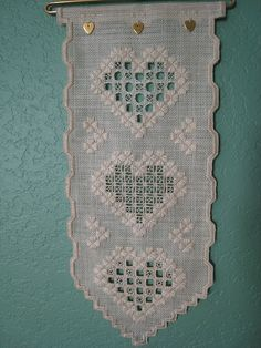 Hardanger Embroidery | Flickr: Intercambio de fotos