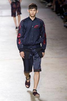 Dries Van Noten SpringSummer 2016 Collection - Paris Fashion Week - DerriusPierreCom (21)